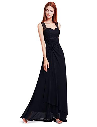 Ever Pretty - Vestido - Noche - Sin mangas - para mujer negro