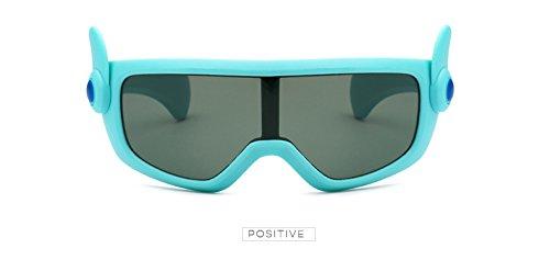 Gafas Sol Ni Dise polarizadas a de Sol Gafas o los de Dibujos Pynxn de Animados de Beb¨¦ Sol Ni Gafas Naranja de os Azul AT1085 Nuevos Ni Ni os Claro Flexibles o w7n1EEqa