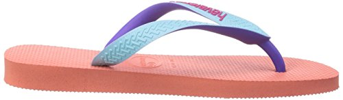 para Top Unisex Mix Havaianas Varios Chanclas Azul Colores Rosa Adulto CUgqtxvtw