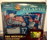 Disney's Atlantis The Lost Empire Battle Builders - The Spanner Action Set (Set Empire Builder)