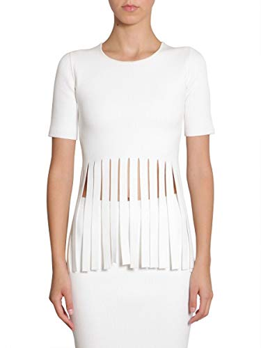 Bianco Cotone T shirt Wang Donna Alexander 119075s17yn1723106 xYOq4TWw