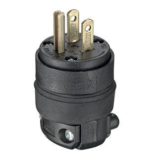 Leviton 515PR Grounding Plug - 20 Pack