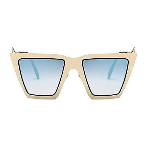 Air Soleil Lunettes de Plein Lentille pour Vintage UV Voyager Femmes Carré Conduite Couleur Plage C5 Forme en Protection Été Hommes Personnalité q41Fgn