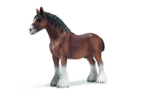 Schleich Clydesdale Stallion (Clydesdale Foal)