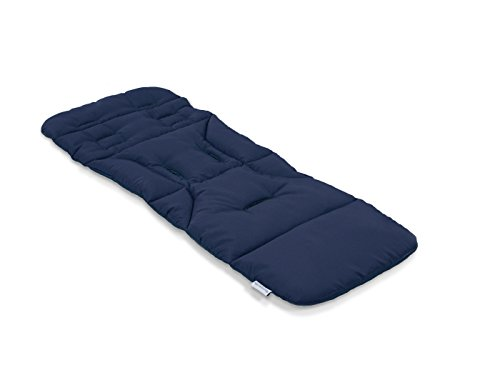 (Bumbleride Stroller Reversible Seat Liner Maritime Blue, Maritime Blue)