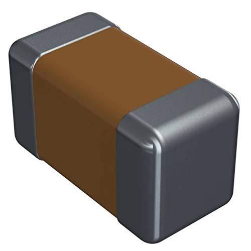 AVX 06035C104KAT2A Capacitor Ceramic 0.1UF 50V X7R 0603 New Lot Quantity-250