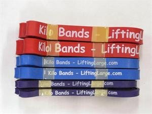Kilo Band Intro Package Powerlifting Bands