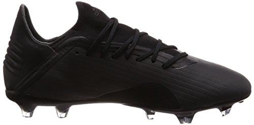 noir Adidas Hommes Chaussures Footbal Noir 2 18 X Fg Noir q81Y8d