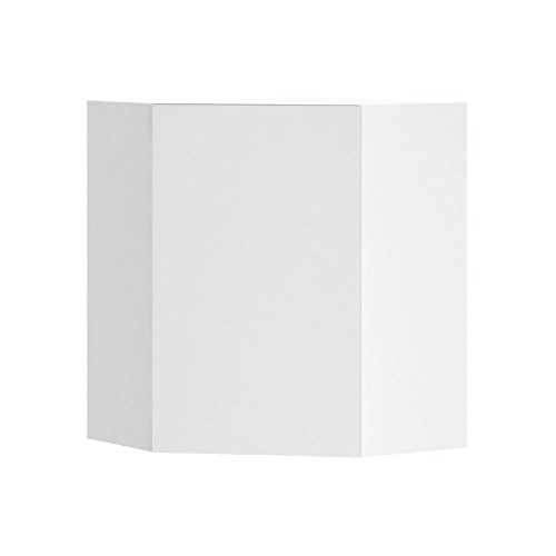 Kitchen Cabinet White Slab Style 24x24x30 Corner Wall Cab.