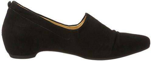 Think Imma, Zapatos de Tacón para Mujer Negro (Schwarz 00)