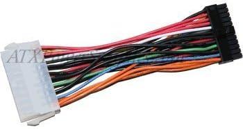 ATX 20PIN to Mini ATX connectors 24 pin for HP 5188-7520 5188-2755 5188-7602 PSU