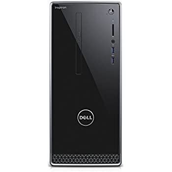 Dell Inspiron 3000 Series AMD Quad Core APU A8 Desktop