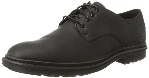 Timberland Naples Trail, Scarpe Stringate Oxford Uomo nero