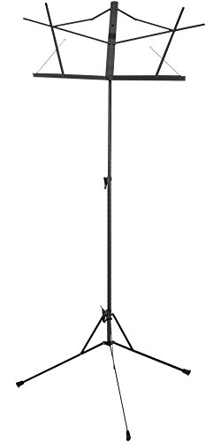 Musician's Gear Folding Music Stand Black from Musician's Gear