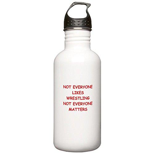 CafePress - wrestling Water Bottle - Stainless Steel Water Bottle, 1.0L Sports Bottle by CafePress