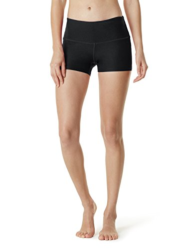 "Tesla Shorts 3"" Bike Running Yoga w Hidden Pockets FYS01/FYP01"