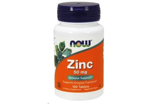 Zinc 50 100 Tablets Pack