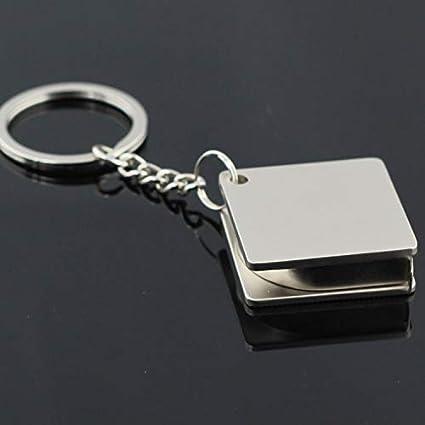Amazon.com : Occus Tape Measure ferramenta Keychain ...