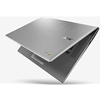 Acer 15.6inch IPS FHD Touchscreen High Performance Chromebook-Intel Celeron Processor Up to 2.40GHz, 4GB LPDDR4 RAM, 32GB SSD, Aluminum Body, WiFi, Backlit Keyboard, Chrome OS-(Renewed)