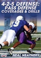 (Neal Neathery: 4-2-5 Defense: Pass Defense Coverages & Drills)