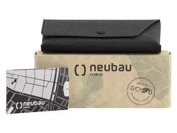 Neubau Mens Sigmund T01575 T//015//75 1030 Golden Crystal Optical Frame 46mm