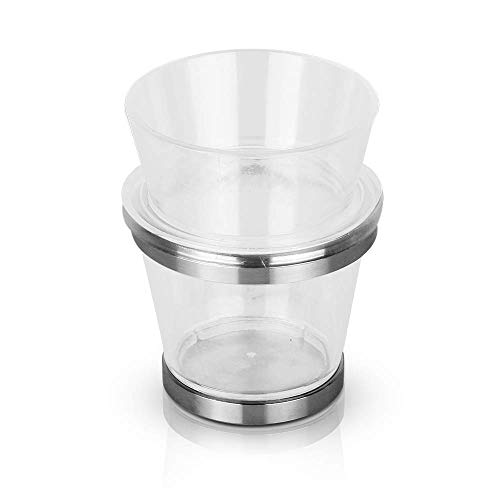 RECAPS Filling Tool Holder Compatible with Vertuoline Coffee Pods (Aluminum lids and Empty Pods and Tamper are Not Included)