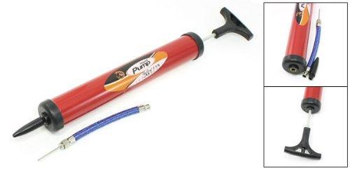 Amazon.com: eDealMax globos de plástico Manual de Operación de agarre del cilindro Bomba de aire Forma Rojo Negro: Home & Kitchen