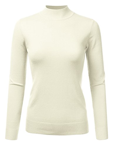 Nylon Mock Turtleneck - 9