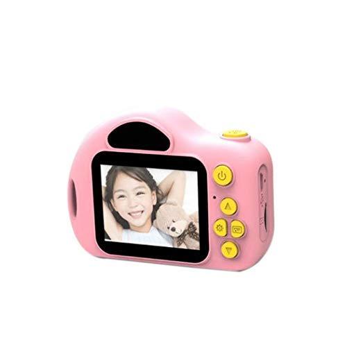 pairris Mini cámara Digital para niños Cámara Digital de 2 Pulgadas Grabadora de Video Cámara Digital Cámaras Digitales