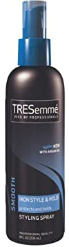 TRESemme Smooth Iron Style Hold Styling Spray, 8 oz