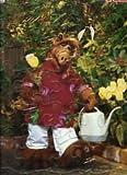 Alf - Gardening 25 Piece Tray Puzzle 1987 Vintage 80's