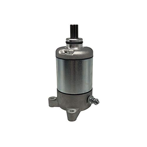 SHUmandala 18645 Starter Motor Polaris 3084981 3090188 for Sportsman 335  450 500/Magnum 325 330 425 500/Scrambler 500/Big Boss 500/Pro 500/ATP 330