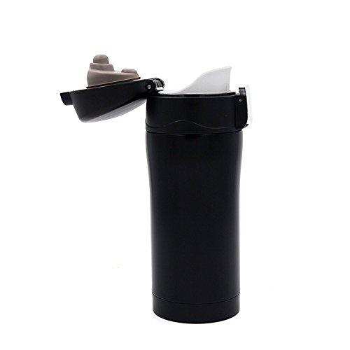 CoCoMall Travel Mugs & Tumblers,Flasks 2Black