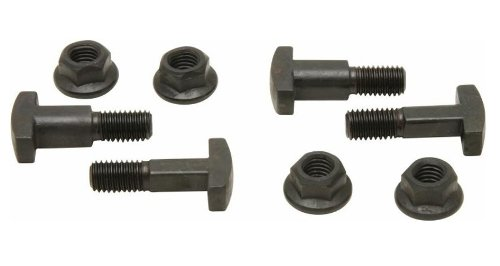 Upper Bolt (AutoLoc HWWS1 Upper Control Arm T Bolt Set for Mustang II)