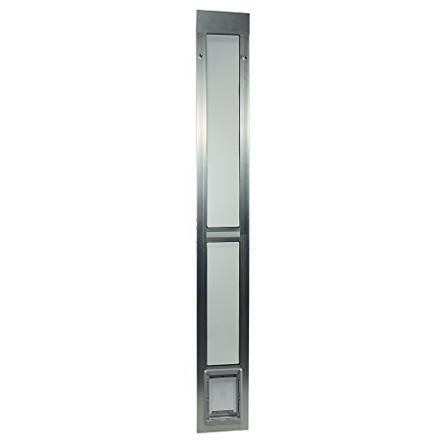 Ideal Pet Products Aluminum Modular Pet Patio Door, Small, 5