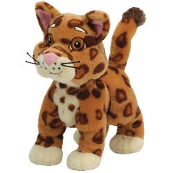 Ty Beanie Babies Collection Doras Friend Baby Jaguar from Ty