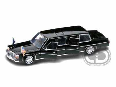 1983 Cadillac Presidential Parade Car Limo 1/24