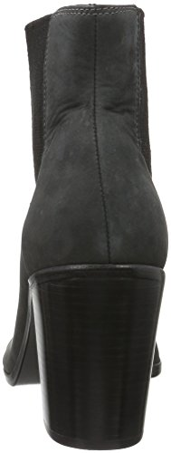 Schutz S201320008, Botas Cortas de Tacón Mujer Gris (Slate Gray)
