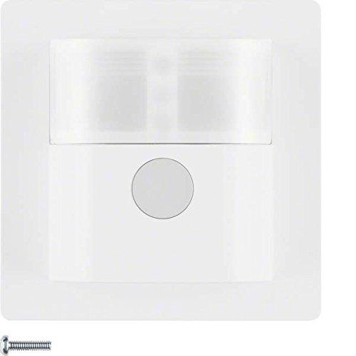 Hager - Detector movimiento standard 2,2m k1 blanco polar: Amazon.es: Bricolaje y herramientas