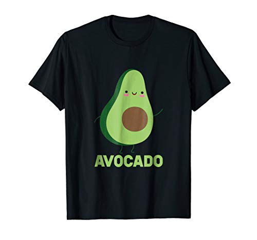 Avocado and Toast Vegan Matching Couple Cute Costume Shirts -