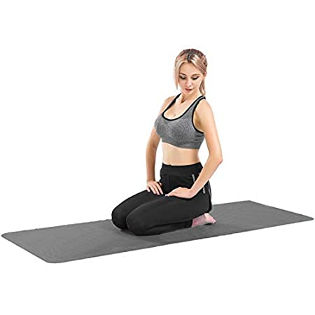 Yoga Mat Towel-Microfiber Hot Yoga Towel-Non Slip Sweat Absorbent Super Soft 24 x 72 Pseudois