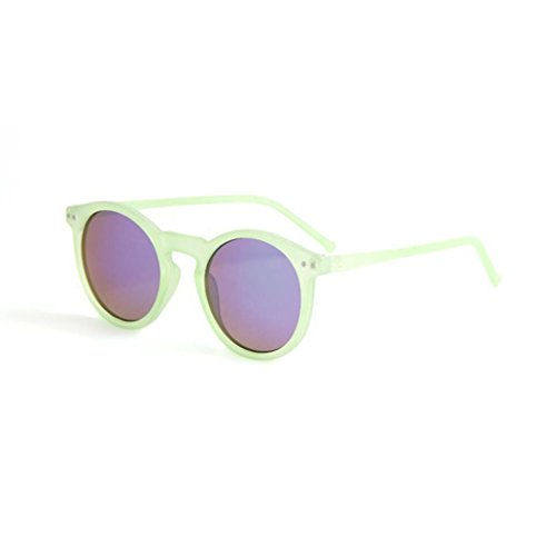 de Metálica Logobeing Gafas Marca de G Tone Para Gafas Classic Circulares Montura Mujer Sol Sol Con PPq0rwp