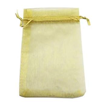 Amazon.com: 10 grandes bolsas de organza 10