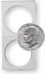 "2″ x 2"" flips for Large Dollars (Qty = 500) Bulk, No Storage Box"