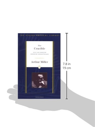 Higher english critical essay the crucible