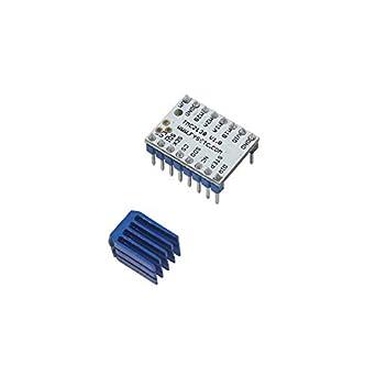 Amazon.com: Impresora 3D - TMC2130 TMC2208 Motor Paso Mute ...