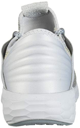 New Balance Women's Cruz V2 Fresh Foam Running Shoe Light Cyclone/Vanilla 5 B US by New Balance (Image #2)