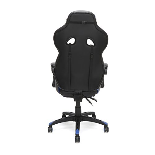 31UCb%2BtL4XL - RESPAWN-110-Racing-Style-Gaming-Chair-Reclining-Ergonomic-Leather-Chair-with-Footrest
