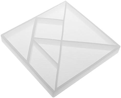 dailymall タングラム樹脂鋳造金型、再利用可能なシリコーン樹脂ジュエリー金型DIYメイキングクラフト