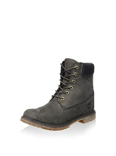 Timberland EK 6in Premium Wedge Golden Beige C8229A, Boots Dunkelgrau (Dark Grey)
